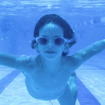 לימוד שחייה לילדים