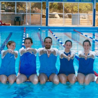 צוות עולם המים